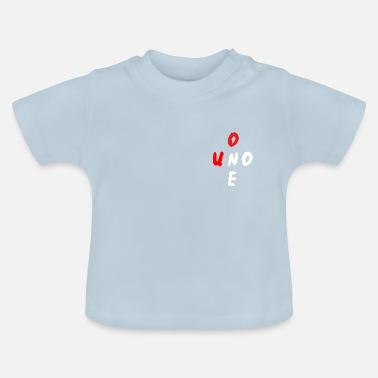 Uno Baby T shirts bestil online | Spreadshirt