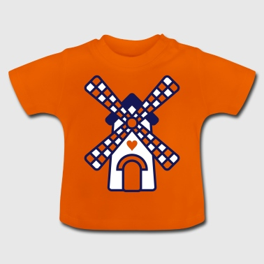 hollands molentje - Baby T-shirt