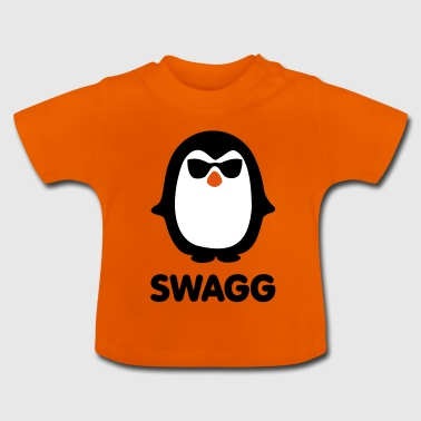 SWAGG pinguin - Baby T-Shirt
