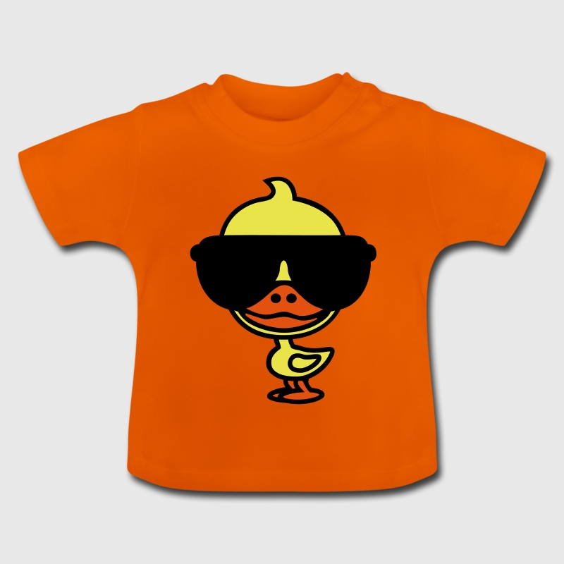 Cool Duck - Baby T-Shirt