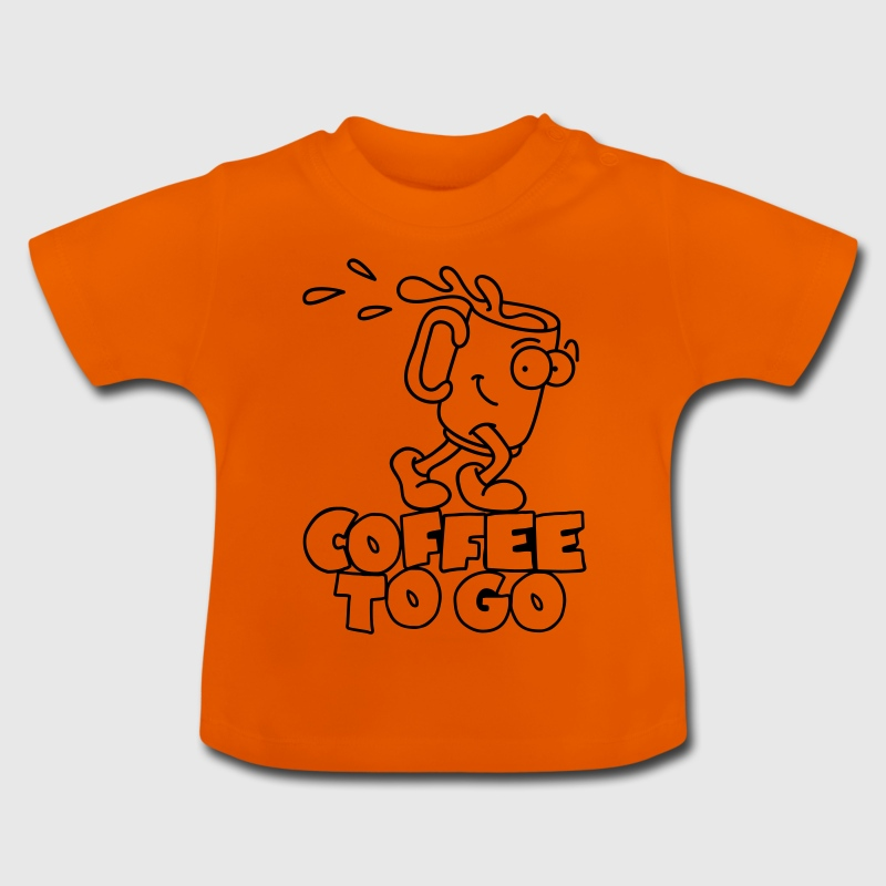 Coffee to go - Baby T-Shirt
