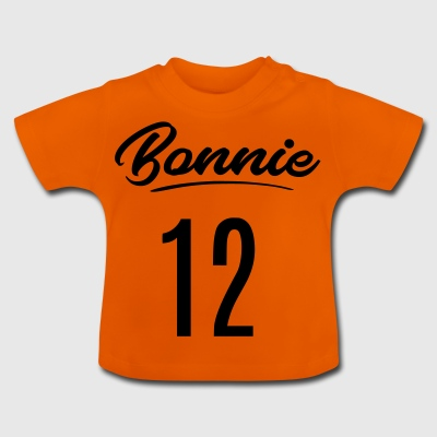 Bonnie 12 - December - Baby T-Shirt