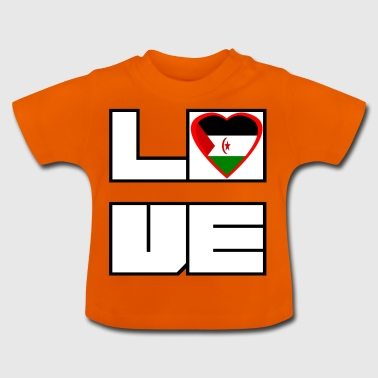 Love Land Roots Westsahara - Baby T-Shirt