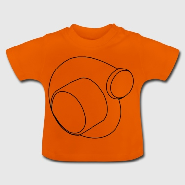 Turbo! boost gift - Baby T-shirt