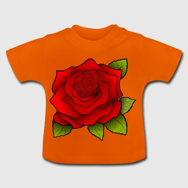 blomst - Baby T-shirt