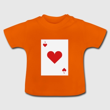 poker card - Baby T-Shirt