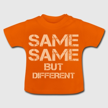same same but different thailand zit - Baby T-Shirt