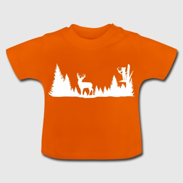 Bow hunting - Baby T-Shirt