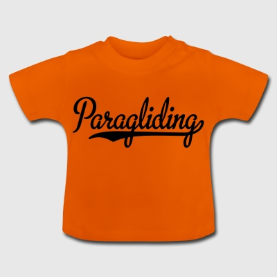 Paragliding 2541614 15332897 - Baby T-Shirt