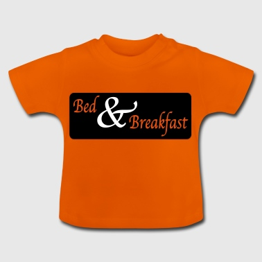2541614 14915845 breakfast - Baby T-Shirt