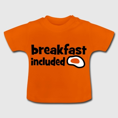 2541614 14674659 breakfast - Baby T-Shirt