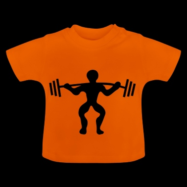 Bodybuilder - Baby T-Shirt
