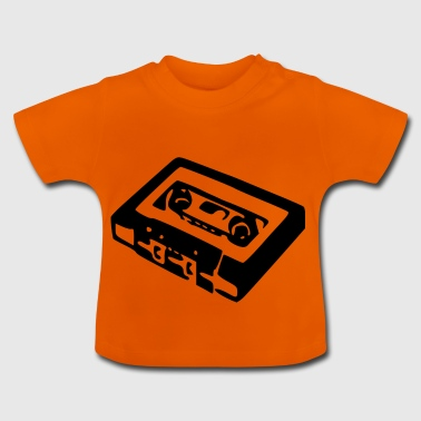 Kassette Old School - Baby T-Shirt