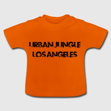 Urban Jungle - Los Angeles - Baby T-Shirt