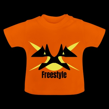 Freestyle - Camiseta bebé