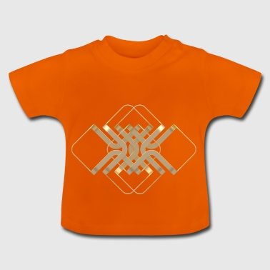 Goldornament - Baby-T-shirt