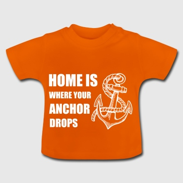 Anchor - Baby-T-shirt