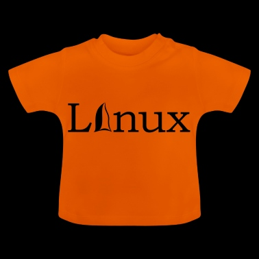 Linux Operating System Gift Idea IT IT Software - Baby T-Shirt