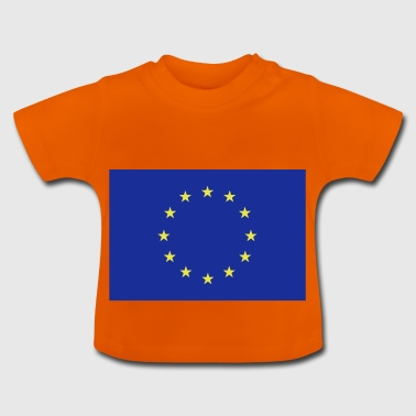 EU-flag - Baby T-shirt