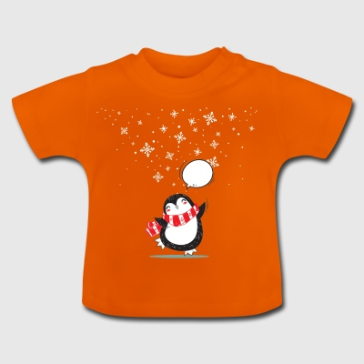 God Jul! - Baby-T-shirt