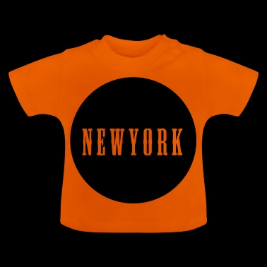 New York - Baby T-shirt
