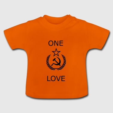 Communisten Shirt - For Communism - Baby T-shirt