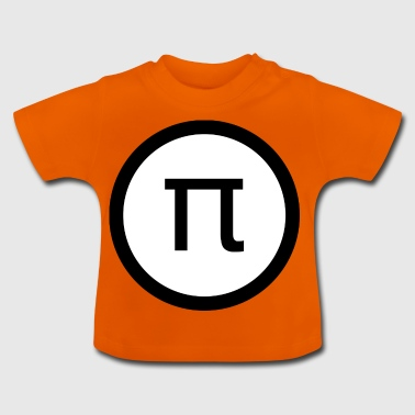 PI Day Shirt Math Design Style - Baby T-Shirt