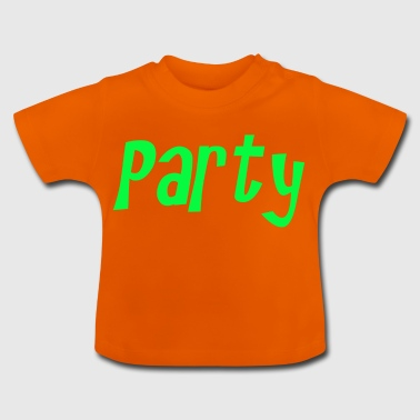 party - Baby T-Shirt