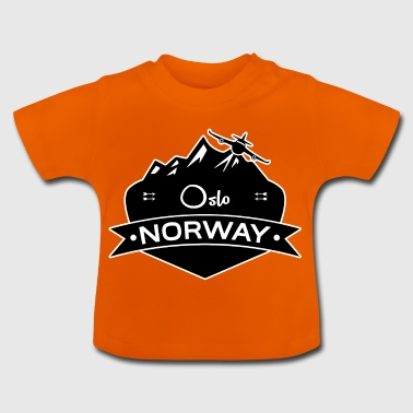 Oslo, Norwegen - Baby T-Shirt