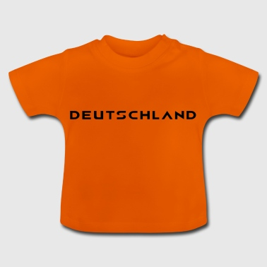 Lettering GERMANY - Baby T-Shirt