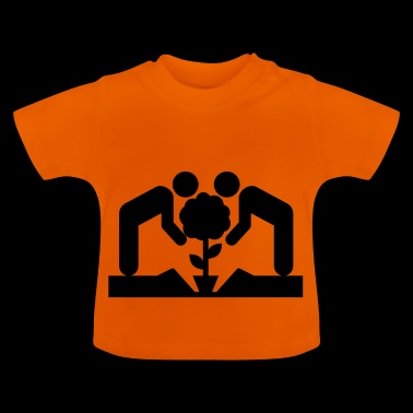 Shop silhouette baby clothing online spreadshirt for Baum pflanzen