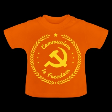 Communisme Liberty Badge - Baby T-shirt