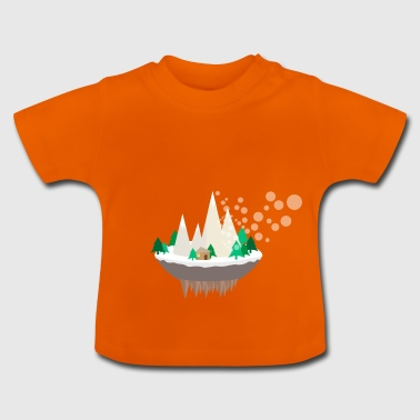 Floating Mountain - Baby T-Shirt