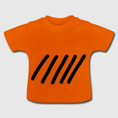 striche - Baby T-Shirt
