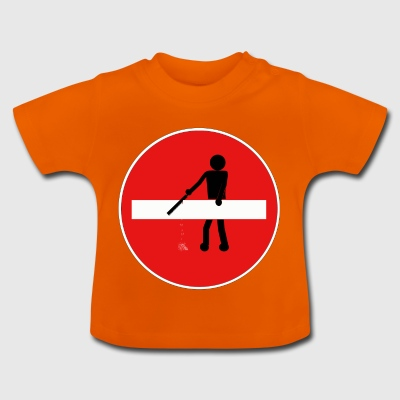 No forbidden meaning - Baby T-Shirt