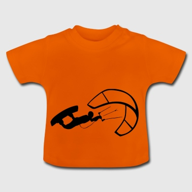 Wind Surfer - Baby T-Shirt