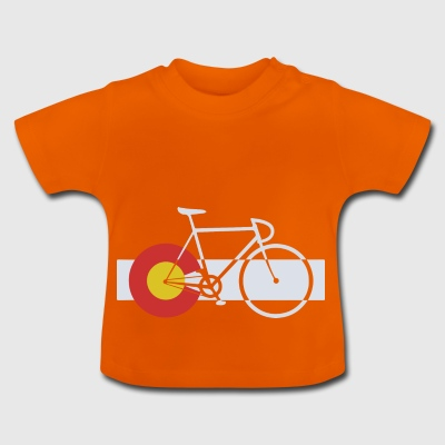 Bike Colorado - Baby T-shirt