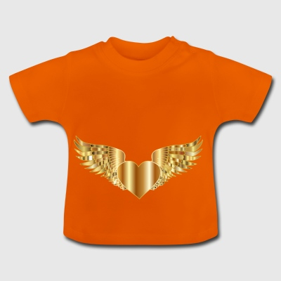 Angel Heart - Baby-T-shirt