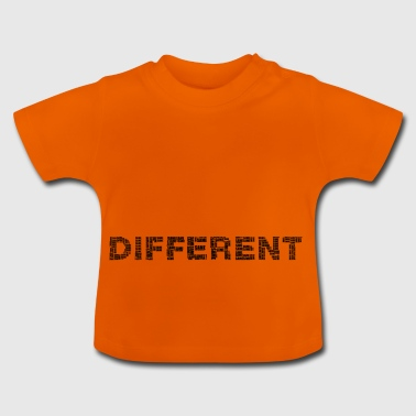 different, different - Baby T-Shirt