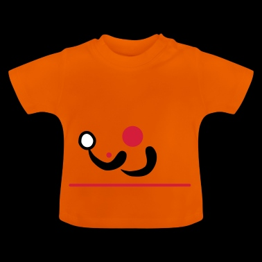 Tischtennis - Spieler mit Ball (Table Tennis) - Baby T-Shirt