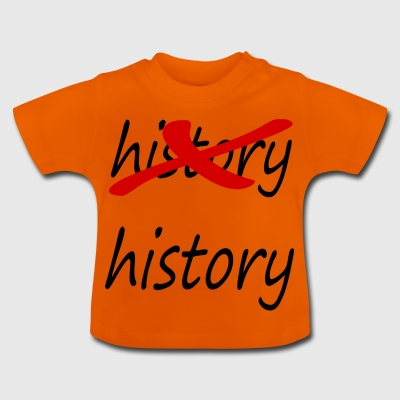 re historie - Baby T-shirt