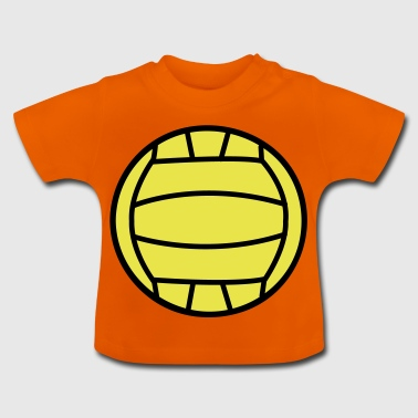 2541614 15552611 volley - Baby T-shirt