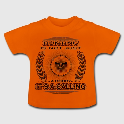 not a calling hobby job provision weapon sheriff w - Baby T-Shirt