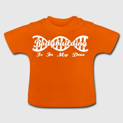 Dns dna evolution hobby gift bodybuilding - Baby T-Shirt