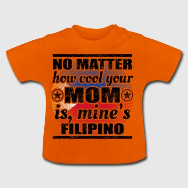 no matter cool mom mother poison philippines png - Baby T-Shirt