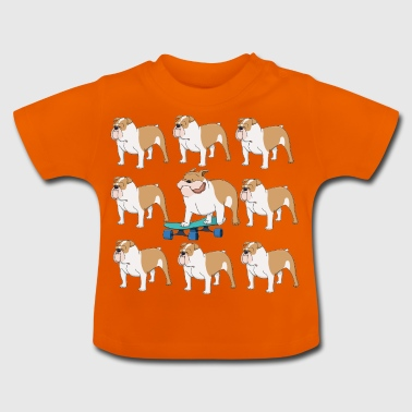 Bulldogs - Baby T-shirt