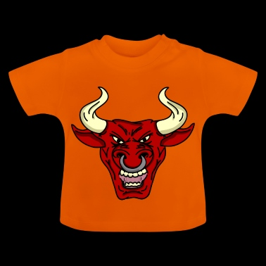 Bull Bull Ox cattle - Baby T-Shirt