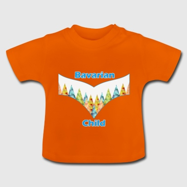Bavarian Child - Baby T-Shirt