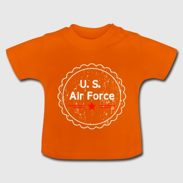 Amerikaanse luchtmacht - Baby T-shirt