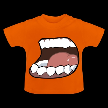 Hunger, mouth, mouth - Baby T-Shirt